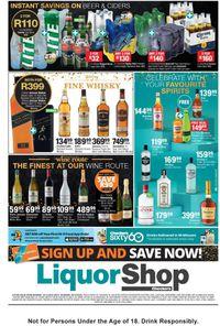 Checkers Liquors 2020