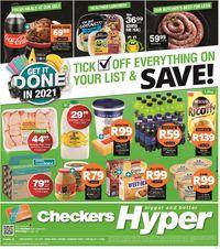 Checkers Hyper Specials 2021