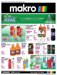 Makro Holidays 2020