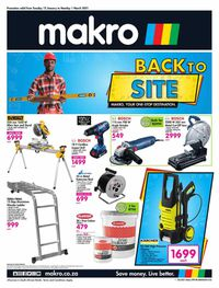 Makro Back to Site 2021