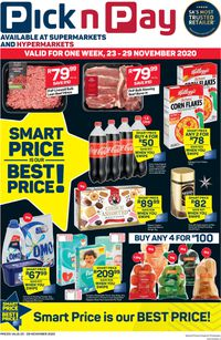 Pick n Pay  Black Friday 2020