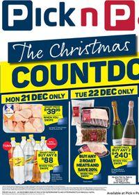Pick n Pay Christmas Countdown 2020