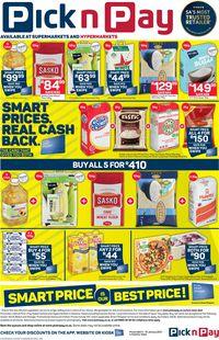 Pick n Pay Smart Price 2021