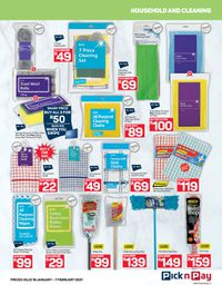Pick n Pay Save More in Cleaning Essentials 2021