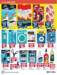 Pick n Pay Back to School 2021