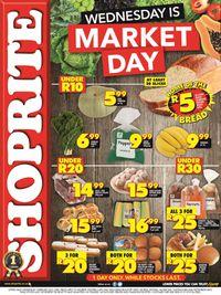 Shoprite Market Day 2021