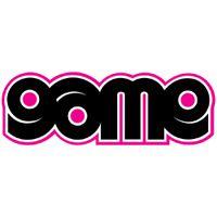 Game catalogue